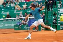 Federer - Monte Carlo peq