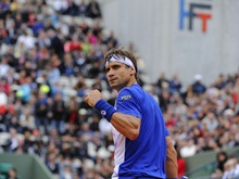TENNIS - INTERNATIONAUX DE FRANCE 2014