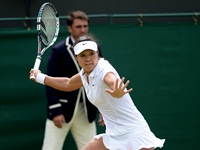 TENNIS: JUNE 27,  WIMBLEDON