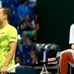 Domingo especial para o tênis brasileiro