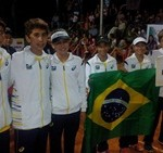 Brasil - Sul-americano 12 anos 1 peq