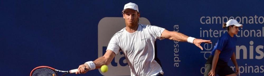 """Em evolução, Ghem afirma como chegou ao melhor ranking aos 32 anos: """"Sempre acreditei muito no meu tênis"""""""