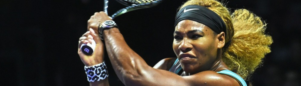 Serena encerra temporada com título do WTA Finals