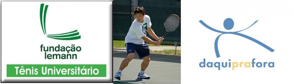 Adriano Kira aproveitou apoio do Daquiprafora e Fundação Lemann para estudar e jogar nos EUA