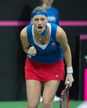 Kvitova - Fed Cup peq