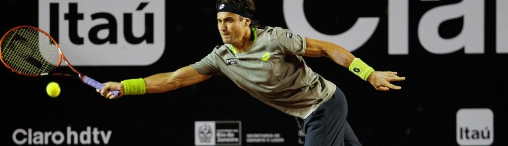 Ferrer volta ao Rio Open em 2015. Nadal também estará no Rio.