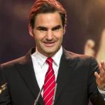 Federer é a personalidade do ano na Suíça