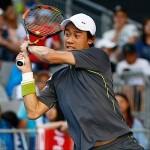 Nishikori bate Ferrer em sets diretos e vai às quartas em Melbourne. Djokovic, Raonic e Wawrinka vencem