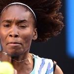 Venus Williams enfrenta jovem compatriota por vaga na semi em Melbourne. Serena encara Cibulkova