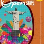 Rio Open ganha poster oficial do Grafiteiro Toz