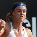Eslovaca Schmiedlova vence Begu e está na sua primeira final de WTA para enfrentar a favorita Errani