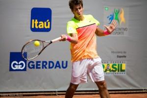 Orlando Luz é semifinalista do campeonato internacional de Porto Alegre