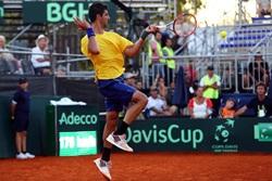 Copa Davis x Argentina - Bellucci 1 peq