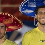 Melo e Dodig são campeões do ATP 500 de Acapulco e mineiro conquista o 14º título da carreira