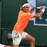 Federer avança em Indian Wells