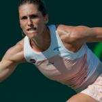 Andrea Petkovic é a primeira semifinalista do Miami Open