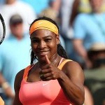 Serena cede apenas dois games e passa por cazaque em Indian Wells. Sharapova x Azarenka na 2ª feira