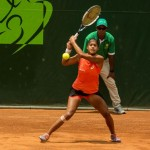 Teliana Pereira entra direto na chave do WTA de Bogotá