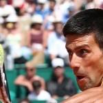 Djokovic vence com tranquilidade e chega às quartas de Monte Carlo. Federer e Wawrinka perdem