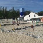 Beach Tennis agita Floripa no fim de semana
