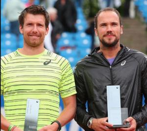 Peya e Soares campeões em Munique