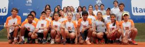 Vivo é nova patrocinadora do Instituto Tênis