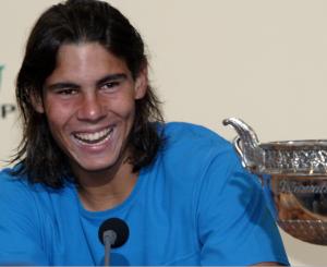 Nadal Roland Garros 2005