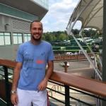 Bruno Soares intensifica treinos antes de Wimbledon começar