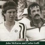 Tournament Tough de Carlos Goffi comemora 30 anos e ele relembra sucesso com McENroe em Wimbledon