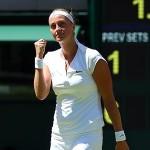Kvitova busca nesta quinta a terceira rodada de Wimbledon. Lisicki enfrenta norte-americana McHale