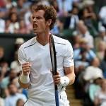 Murray e Federer perdem set, mas garantem vaga nas oitavas de Wimbledon. Berdych também vence