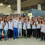 Campeões do Escolar e Universitário Embarcam para Barcelona