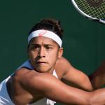 Teliana salva match point e vai às 8as no WTA de Bucareste