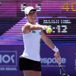 Nanda Alves, Luiza Stefani e Carol Meligeni jogam chave principal do WTA de Floripa