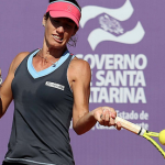 Favoritas ao título estreiam nesta 2a. no WTA de Florianópolis. Nanda Alves encara a cabeça 1.