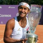 Teliana faz história e conquista 2o. título de WTA da carreira em Florianópolis