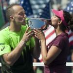Bruno chega a NY na 5a. para jogar o US Open com Peya e Mirza