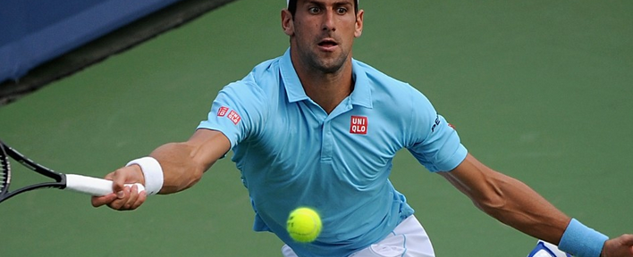 Djokovic é o adversário de Feijão na estreia no US Open. Teliana pega Makarova e Bellucci, Ward.