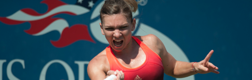 Halep e Azarenka vencem e e se enfrentam nas 4as do US Open
