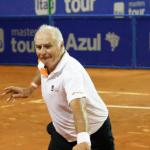 Thomaz Koch joga o Itaú Masters Tour em SP com Ricardo Mello