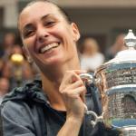 Flavia Pennetta é campeã do US Open