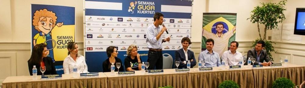 Semana Guga Kuerten: um evento para três gerações