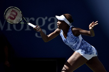 Venus Williams -  Anett Kontaveit Women's Singles Fourth Round
