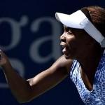 Venus vence estoniana e marca confronto com Serena nas 4ªs do US Open. Bouchard desiste após queda