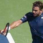 Wawrinka vence e enfrenta Anderson, que bateu Murray, nas 4ªs do US Open. Federer e Gasquet triunfam