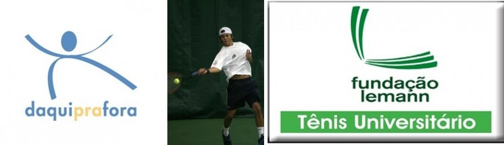 Depois de treinar com Bollettieri, Eidy achou no tênis universitário o sucesso pessoal e profissional