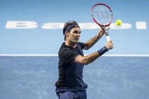Switzerland Tennis Swiss Indoors
