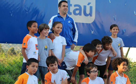 Instituto Tênis faz torneio para crianças de 06 a 10 anos