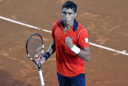 Clezar, Monteiro  e Ghem jogam para ir à semi da Vivo Tennis Cup