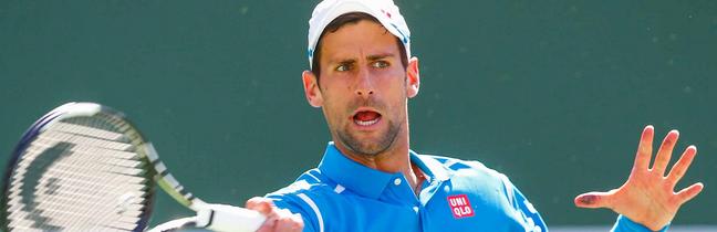 Djokovic e Nadal se enfrentam por vaga na final em Indian Wells